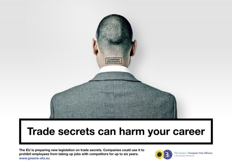 Trade Secrets Employee Image