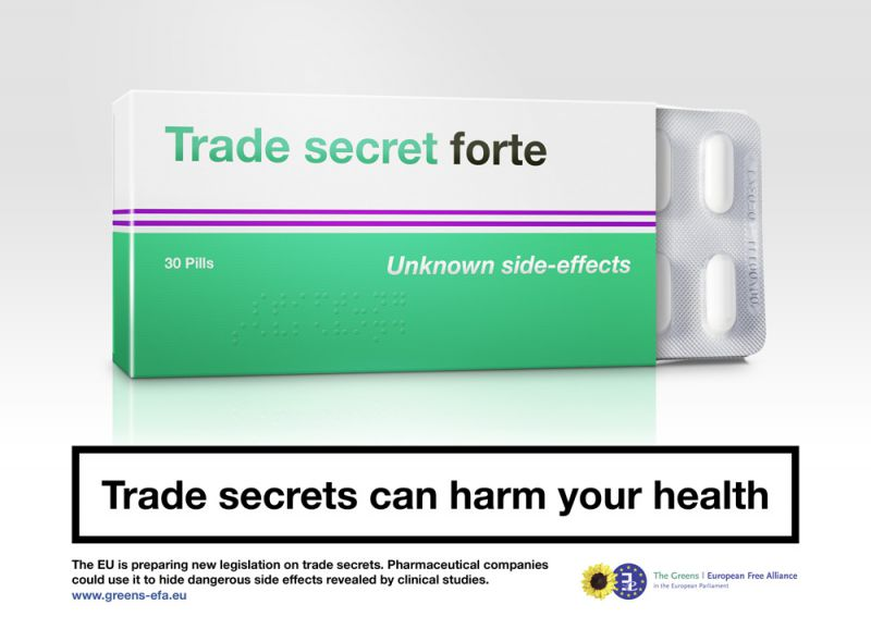 Trade Secrets Pharmaceuticals Image